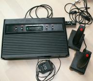 Konsola TV GAME 2600 Pierwsze wydanie. RARYTAS