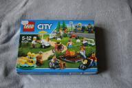 LEGO CITY 60134 ZABAWA W PARKU NOWE