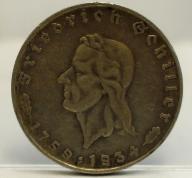 2 MARKI SCHILLER FRIEDRICH III RZESZA 1934