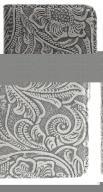 Etui walletcase iPhone 6/6S Plus skóra szare