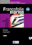 Francofolie express 1 Nowa edycja WB w.2015+CD