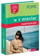Portugalski w 1 miesiąc z płytą CD dla początkując