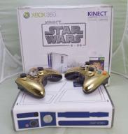 KONSOLA XBOX360 STAR WARS 2X PAD + OKABLOWANIE