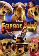 EGIPSKIE PSIAKI (DISNEY) [DVD]