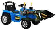 Traktor - Koparka na akumulator 2 silniki PILOT