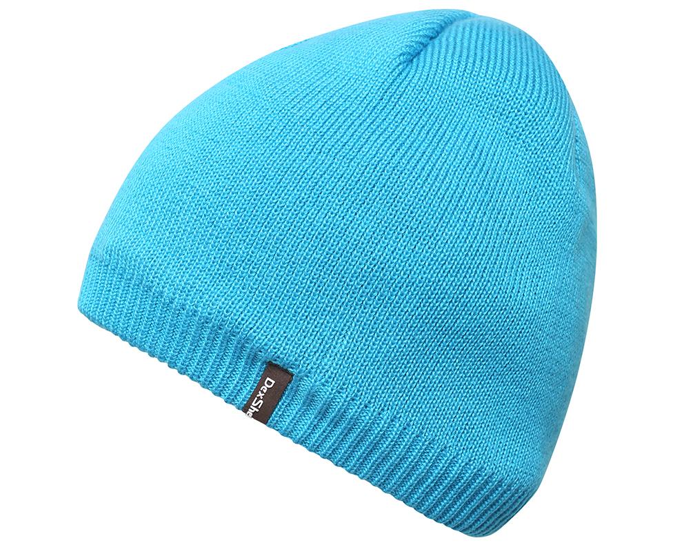 DexShell czapka Beanie Solo (K: Cyan Blue)