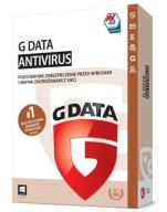 G DATA AntiVirus 2015 UPGRADE 3PC 1 Rok Box