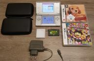 Konsola Nintendo DS 16GB, Masa Gier, Etui, Warto!