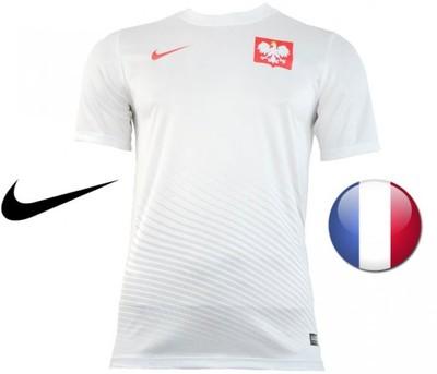 77e7c6363852 Koszulka Reprezentacji Nike Euro 2016 Junior r. L - 6293156710 ...