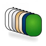 Blenda owalna 7w1 100/150 CineGEN Sunfire 100x150