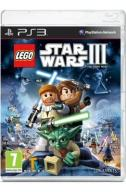PS3 STAR WARS 3 CLONE WARS  NOWA FOLIA