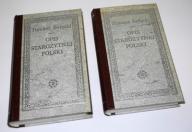 ŚWIĘCKI - OPIS STAROŻYTNEJ POLSKI. T. 1-2. 1828