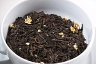 Herbata czerwona PU-ERH TRUSKAWKI W ŚMIETANIE 50g