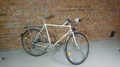 Rower KTM , klasyk, turystyczno miejski, retro