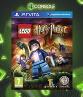 LEGO HARRY POTTER 5-7 PS VITA NOWA W-WA 4CONSOLE!