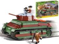 COBI Small Army Klocki CZOŁG SOMUA S-35 NEW 2493
