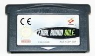 Final Round Golf gra na Game Boy Advance