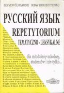 Ślusarski Tiereszczenko RUSSKIJ JAZYK Repetytorium