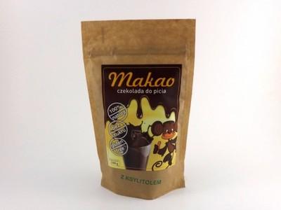 MAKAO - kakao instant z ksylitolem 180g