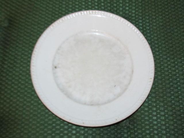 Stary talerz porcelana manufaktura OHME śr. 24 cm