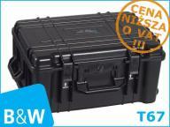 B&W outdoor.cases skrzynia hermetyczna T67SI