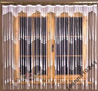 Firany Firana Makaron 150x250 Karnisz 1 15 M 6427269353