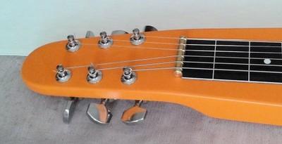 Gitara Lap steel(przestrajana)