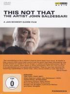 John Baldessari - This not that ... - Art Document