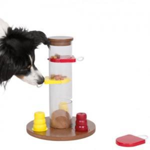 Trixie Dog Activity Gamble Tower Zabawka Dla Psa 5635114139 Oficjalne Archiwum Allegro