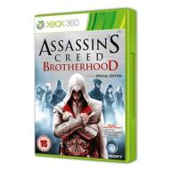 ASSASSIN'S CREED BROTHERHOOD SPECIAL EDITION NOWA!