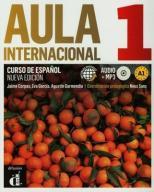Aula internacional 1 Curso de Espanol z płytą CD C