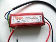 zasilacz driver LED 27-35v   600mA  nowy FV