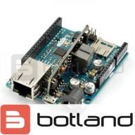 Arduino Leonardo Ethernet + PoE - oryginalny