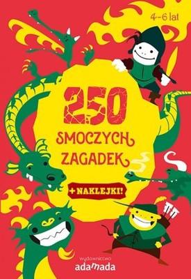 250 smoczych zagadek - Aleksandra Golecka-Mazur