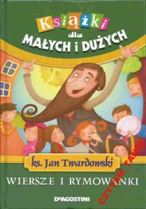 Wiersze I Rymowanki Ks Jan Twardowski Deagostini