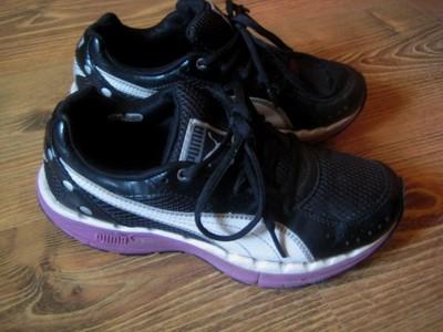 Puma Bio Ride sneakers 37 czarne do biegania