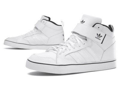 wysokie buty adidas męskie