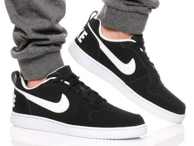 Buty męskie Nike Court Borough 838937 010 New