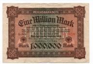 NIEMCY 1.000.000 MARK 1923 B10