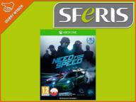 Gra NEED FOR SPEED X1 XBOX One Polska PL BOX HIT!
