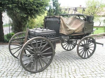 Kuchnia Polowa 1916 Pierwsza Wojna Wermaht 6868896416 Oficjalne