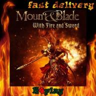 Mount & Blade With Fire And Sword PC Steam Key