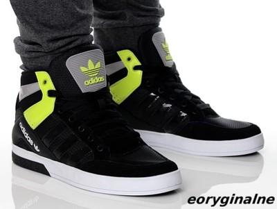 buty męskie adidas hard court d66078 originals obuwie