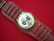 Pozłacany Zegarek naręczny SS Kinzle III Rzeszy