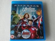 AVENGERS ASSEMBLE BLU-RAY DISC UK IDEAŁ