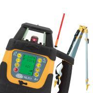 Niwelator laserowy Nivel System NL311 + zestaw