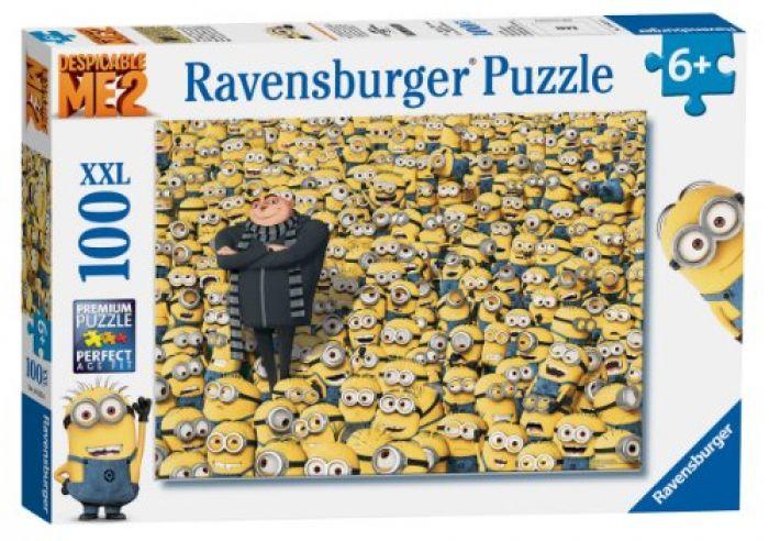 Ravensburger Despicable Me Jigsaw Puzzle (XXL)