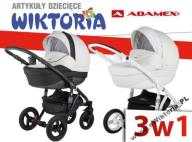 ADAMEX BARLETTA DELUXE 3w1 + KIDDY EVOLUTION PRO 2