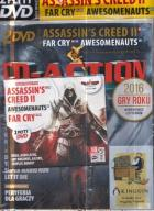 2/2017 CD ACTION.2 X DVD.ASSASSIN`S CREED II