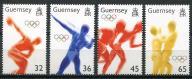 Guernsey** Igrzyska Olimpijskie Ateny 2004